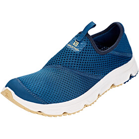 Salomon RX Moc 4.0 Shoes Men poseidon/white/taos taupe